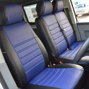 T4 Seat Covers - Blue