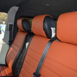 T5 Seat Covers - Orange