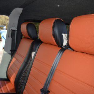 T4 Seat Covers - Orange