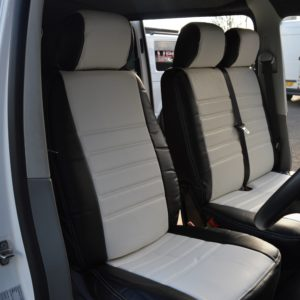 T5 Seat Covers - White