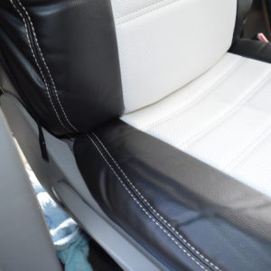 T4 Seat Covers - White
