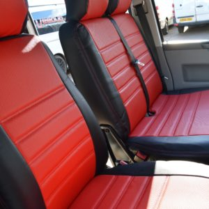T5 Seat Covers - Red