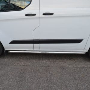 Transit Custom Sportline Style Side Bars (SWB L1)