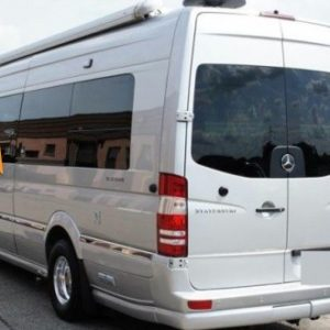 Mercedes Sprinter *OPENING WINDOW* N/S/F (MWB/LWB) (Nearside)