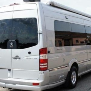 Mercedes Sprinter *OPENING WINDOW* O/S/F (MWB/LWB) (Offside)