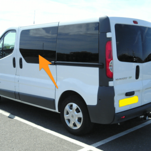Renault Trafic *FIXED* N/S/F (Nearside)