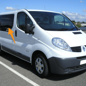 Renault Trafic *FIXED* O/S/F (Offside)