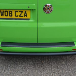 T5 Rear Bumper Bar Matt Black