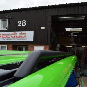 T5.1 Roof Bars & Roof Rails
