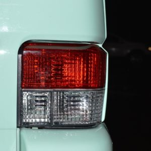 T4 Red & Crystal Clear Rear Lights PRL9047