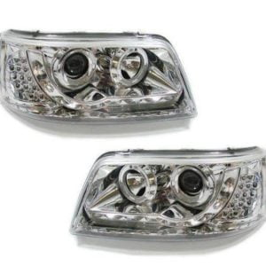 T5 Chrome DRL Headlamps LED Indicator (9054)