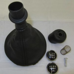 T5 & T5.1 Facelift 5 Speed Gear Knob & Gator Full Kit