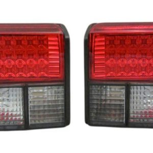 T4 Red And Smoked LED Rear Lights PRL9042