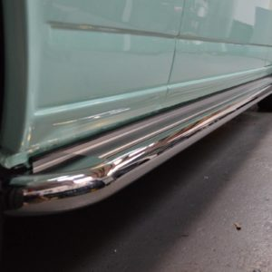 T4 Stainless Steel Side Runners LWB