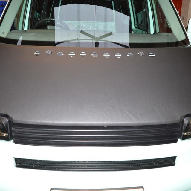 T4 Bonnet Bra Plain Black SHORT NOSE
