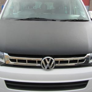 T5.1 Facelift 2010> Plain Black Bonnet Bra