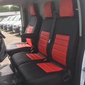 Transit Custom Seat Covers